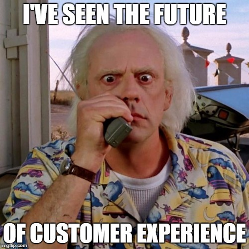 The future of customer experiience
