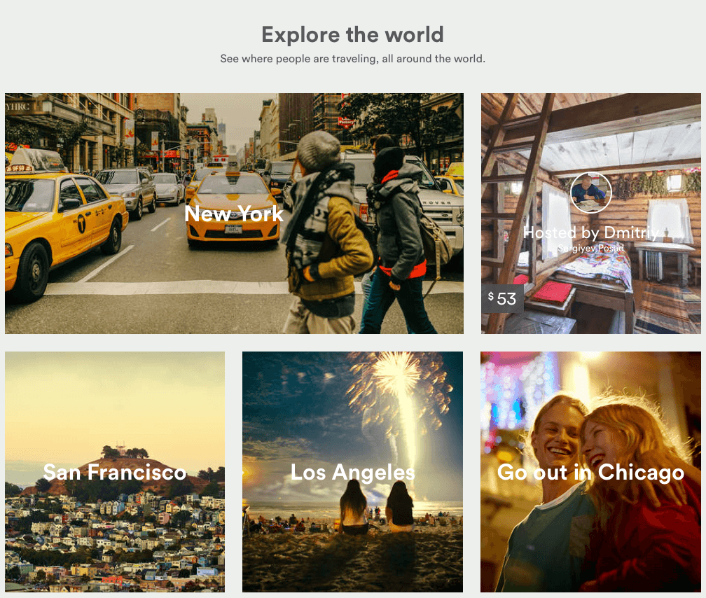 Trends In Travel Website Design & Examples To Learn From