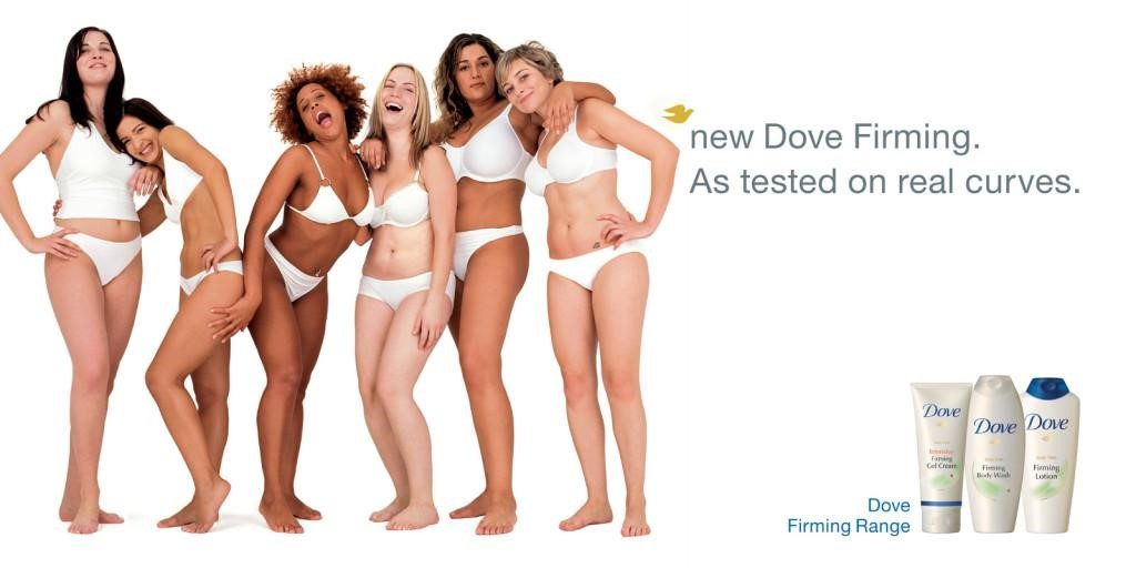 Dove campaign advert