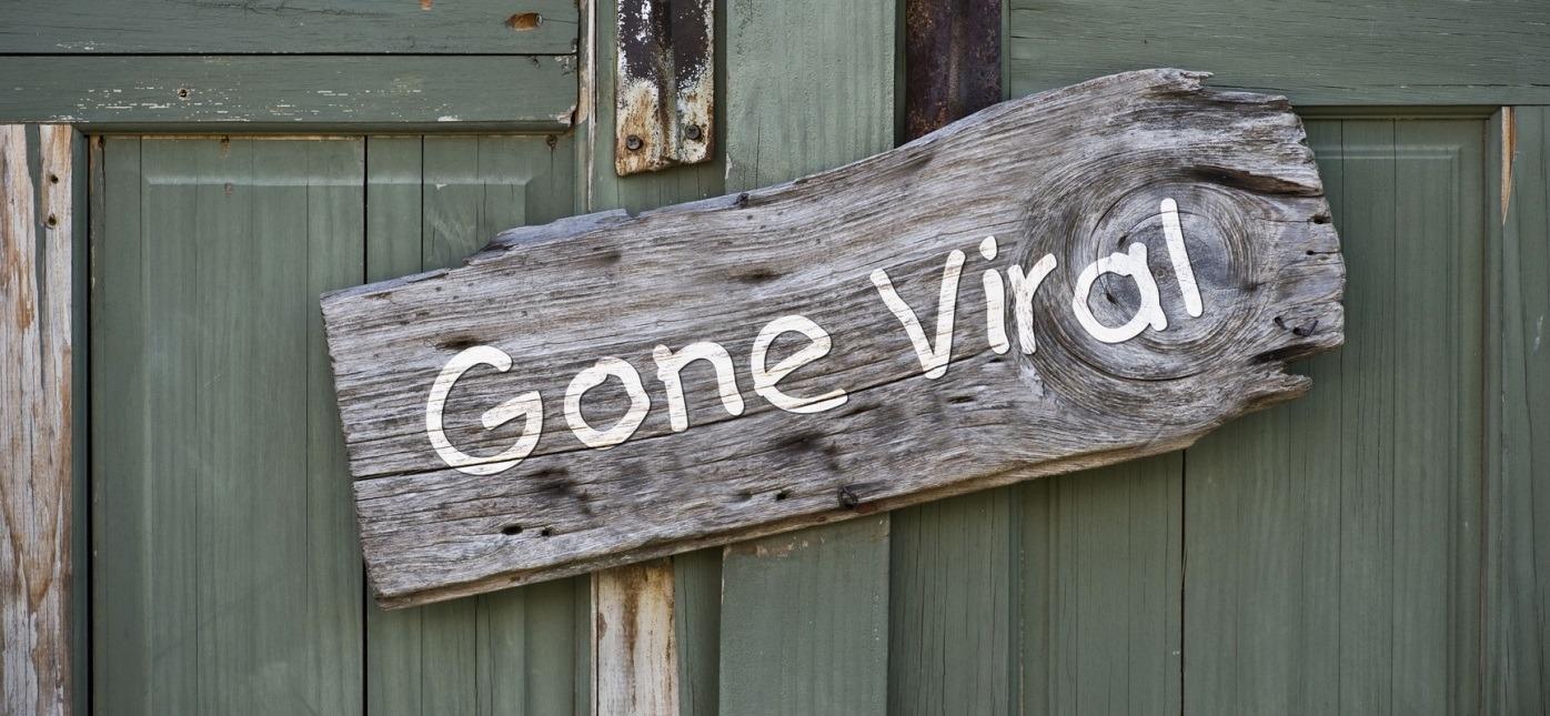 Door Sign With