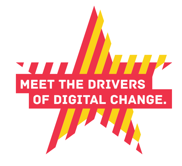 Meet The Drivers Of Digital Change