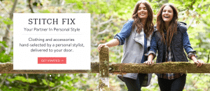 Stitch fix edvert