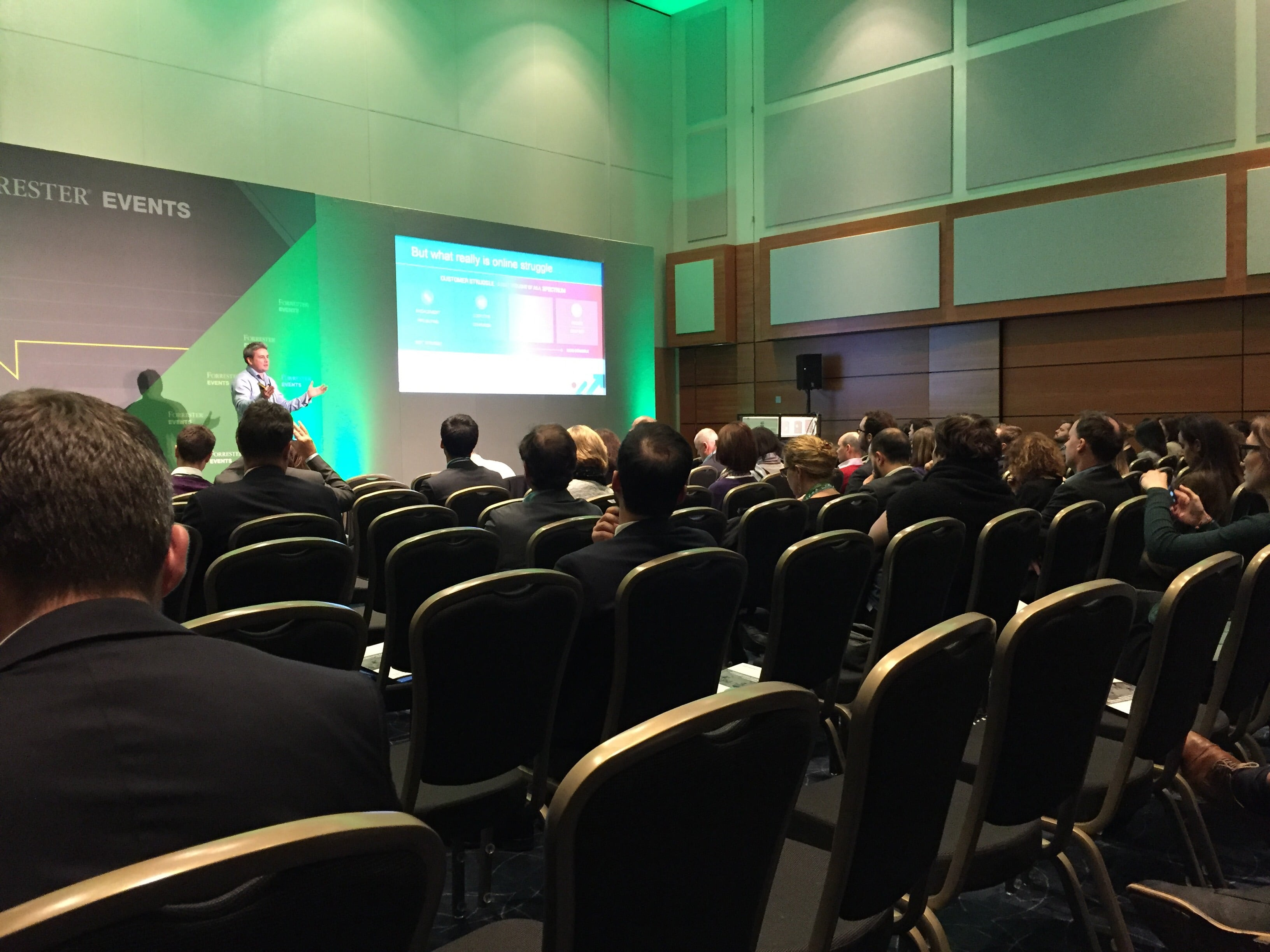 Customer Experience Takes Center Stage At Forrester's CX Europe