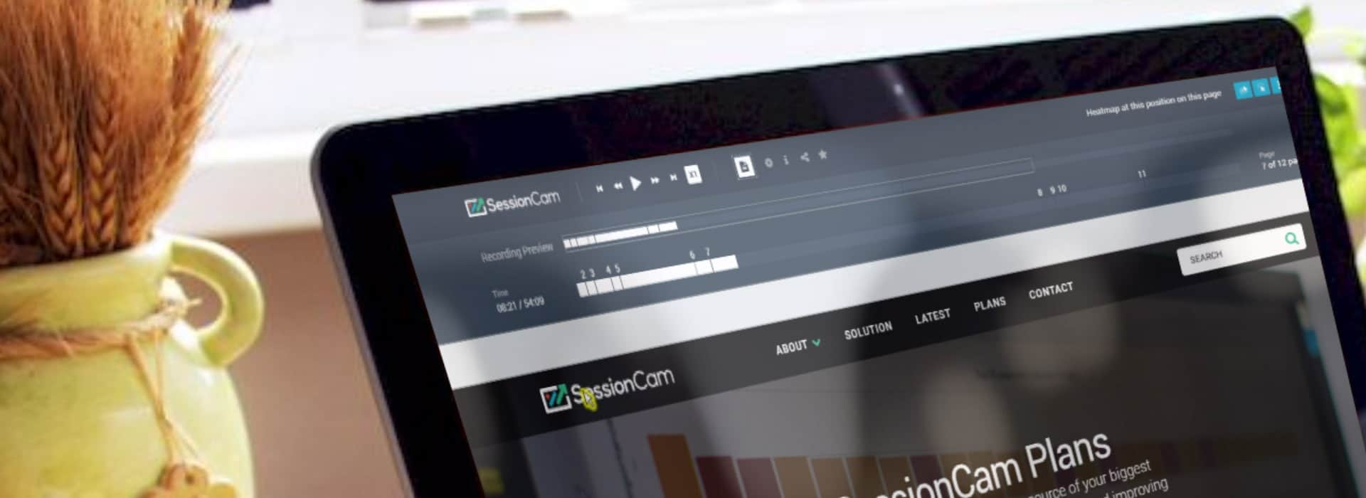 SessionCam Launches Next Generation Of Web Session Record & Replay Technology