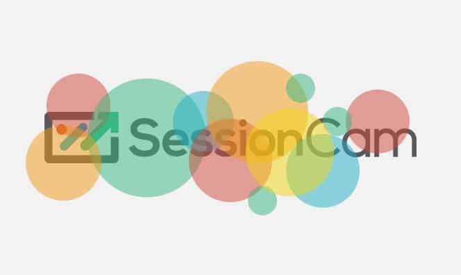 SessionCam Heatmap Logo