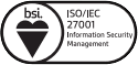 Information Security Management System 27001 Certified