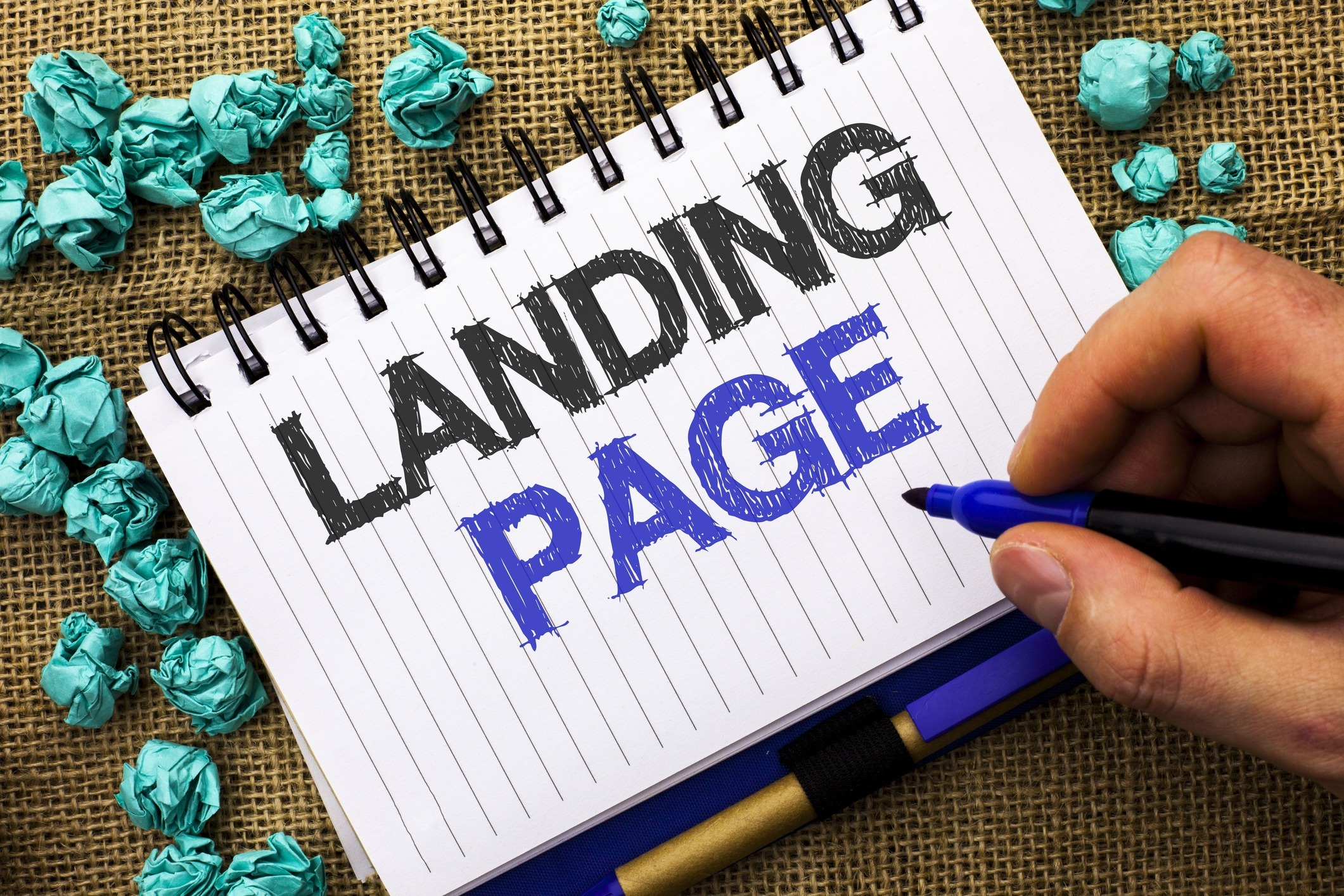 The Role Of Landing Pages In Conversion Rates