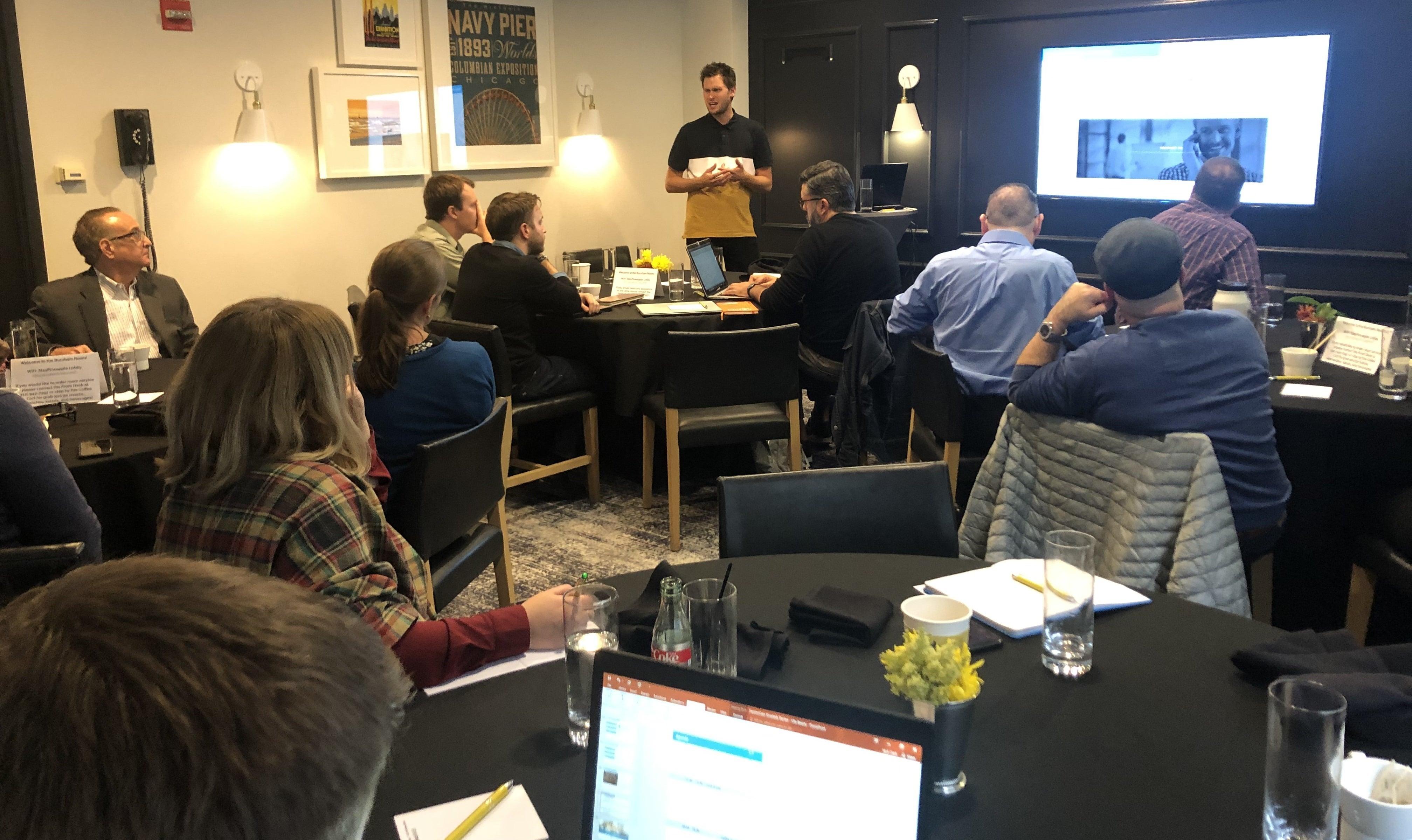 User Meet-ups Review – October/November 2019