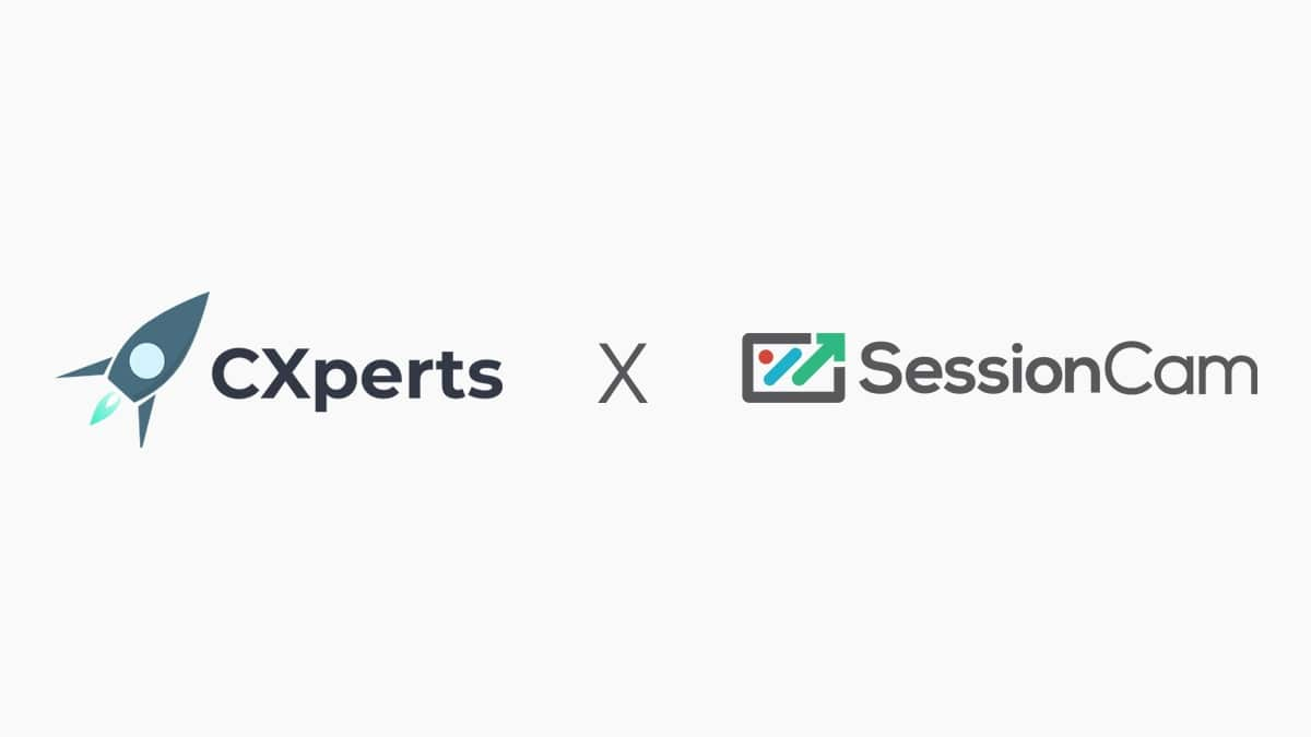 SessionCam Partners With Customer Experience Specialists, CXperts
